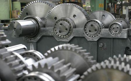 Montáž převodovky - gearbox assembly